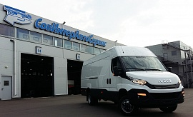 DAILY IVECO NEW DAILY 50C15V (ГРУЗОВОЙ ФУРГОН)
