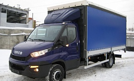 Daily IVECO NEW DAILY 70C15 (Шторно-бортовой)