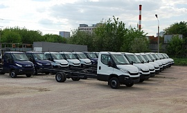 DAILY IVECO NEW DAILY 35C15, 50С15, 70С15 (ШАССИ)