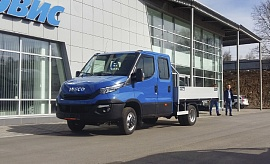 IVECO DAILY 50C15D Бортовой