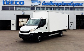 DAILY IVECO NEW DAILY 50C15 (ПРОМТОВАРНЫЙ)