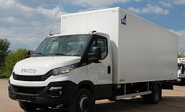 DAILY IVECO NEW DAILY 70C15 (ИЗОТЕРМИЧЕСКИЙ)
